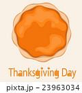 Pumpkin pie for Thanksgiving Day 23963034