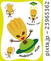 おかしなキャラクター、スイーツのキャラクター、マドレーヌエイリアン 23965362
