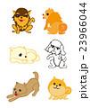 室内犬、ペット、犬、愛犬、いろいろな犬種 23966044