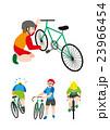 ロードバイク、自転車、マウンテンバイク、ロードレーサー 23966454