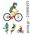 ロードバイク、自転車、マウンテンバイク、ロードレーサー 23966455