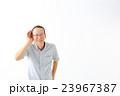 男性ポートレート 23967387