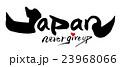筆文字 Japan(never give up).n 23968066
