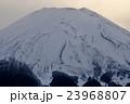 富士山 雪山 冬山の写真 23968807