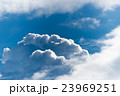雲 空 入道雲の写真 23969251