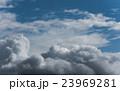 雲 空 入道雲の写真 23969281