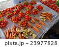 市場の野菜 23977828