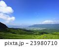 阿蘇 外輪山 空の写真 23980710
