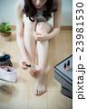 ビューティー メイク 女性 23981530