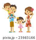 家族 南国【三頭身・シリーズ】 23983166
