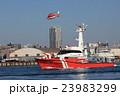 消防艇 防災ヘリコプター 23983299