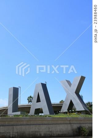 ロサンゼルス空港 23988460