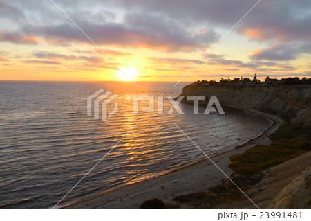 カリフォルニアの夕焼け 23991481