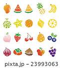 果物アイコン 23993063