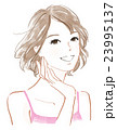スキンケア 女性 美容のイラスト 23995137