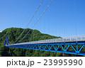 橋 竜神大吊橋 吊り橋の写真 23995990