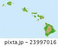 ハワイ諸島 23997016