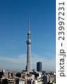 東京スカイツリー スカイツリー 展望台の写真 23997231