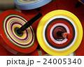 こま 日本の民芸品 24005340