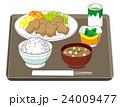 唐揚げ定食 24009477