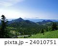 志賀高原 横手山からの眺め 24010751