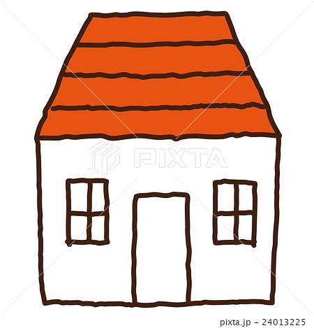 かわいい家 アイコンのイラスト素材 24013225 Pixta