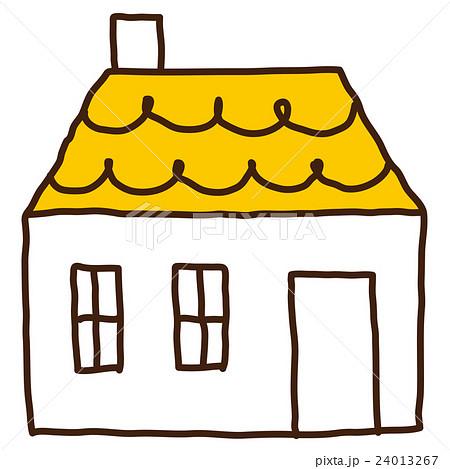 かわいい家 アイコンのイラスト素材 24013267 Pixta