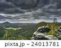 秋 クラウド 雲の写真 24013781