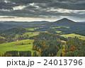 秋 クラウド 雲の写真 24013796