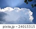 積乱雲 24015315