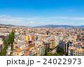 サグラダファミリアからのバルセロナ 24022973