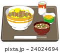 カツ丼セット 24024694