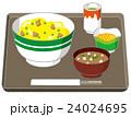 親子丼セット 24024695