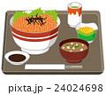 イクラ丼セット 24024698