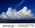 積乱雲 24026779