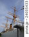 帆船「明治丸」(東京海洋大学・越中島キャンパス/東京都江東区越中島) 24035433