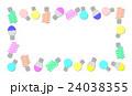 電球フレーム 24038355