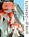 柳井市 民芸品 金魚ちょうちんの写真 24040375