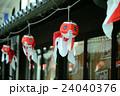 柳井市 民芸品 金魚ちょうちんの写真 24040376