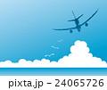 飛行機 24065726