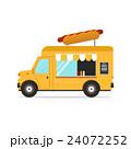 乗り物 車両 車のイラスト 24072252