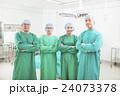 医師 医者 外科医の写真 24073378