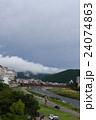 下呂温泉街と飛騨川 24074863