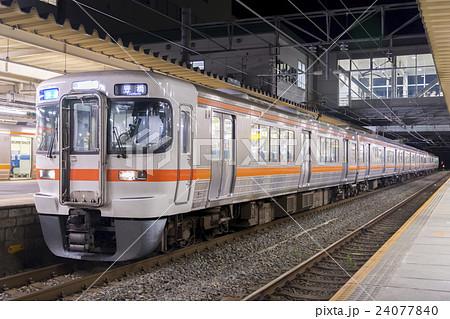 JR東海 313系 大垣駅の写真素材 ...
