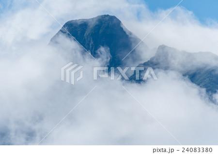 斜里岳の頂上① 24083380