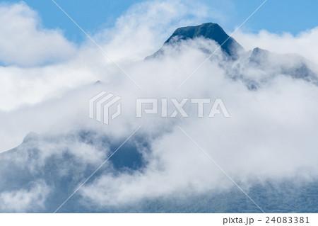 斜里岳の頂上② 24083381