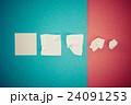 紙 大きさ 変化の写真 24091253
