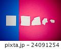 紙 大きさ 変化の写真 24091254