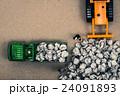 ゴミ 業者 産業廃棄物の写真 24091893