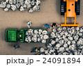 ゴミ 業者 産業廃棄物の写真 24091894